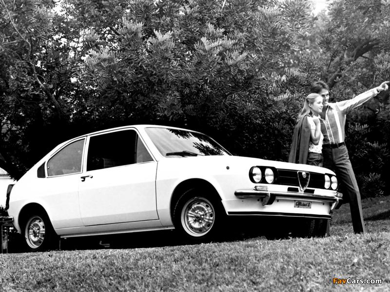 Alfa Romeo Alfasud ti 901 (1973–1978) images (800 x 600)