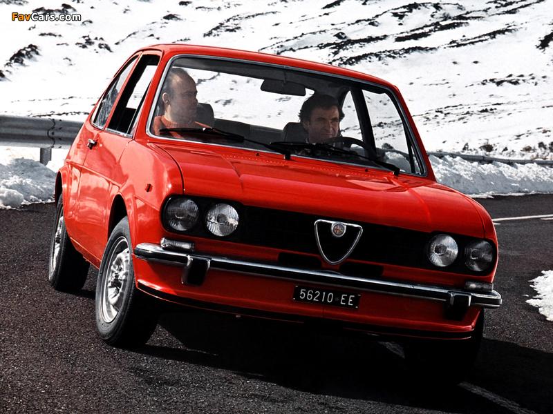 Alfa Romeo Alfasud ti 901 (1973–1978) pictures (800 x 600)