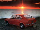 Alfa Romeo Alfasud L 901 (1974–1977) images