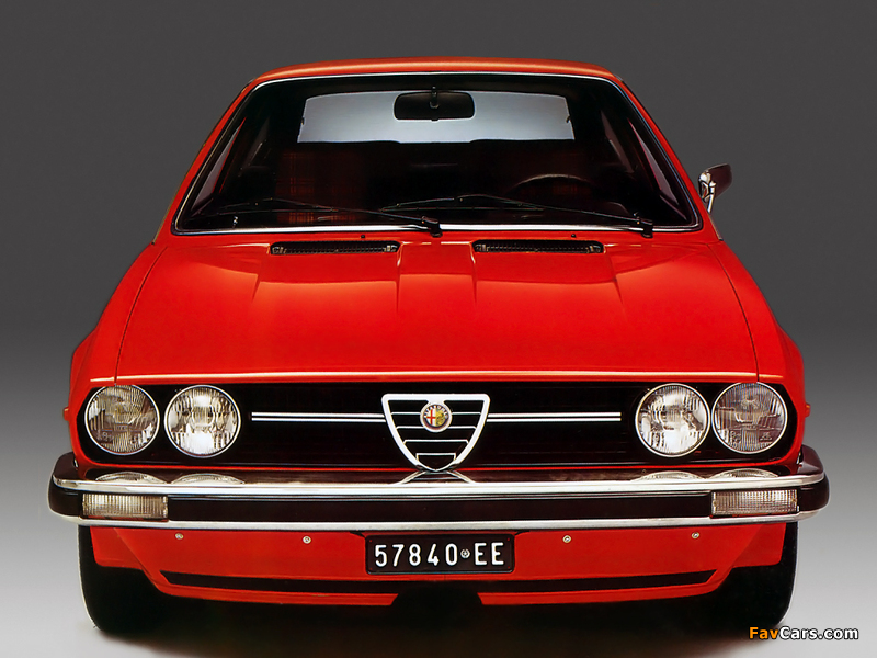 Alfa Romeo Alfasud Sprint 902 (1976–1978) images (800 x 600)