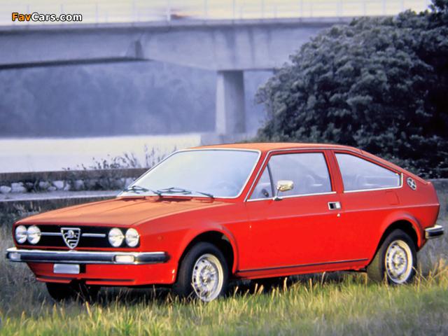 Alfa Romeo Alfasud Sprint 902 (1976–1978) images (640 x 480)