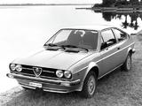 Alfa Romeo Alfasud Sprint 902 (1976–1978) pictures