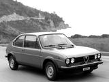 Alfa Romeo Alfasud ti 901 (1978–1980) photos