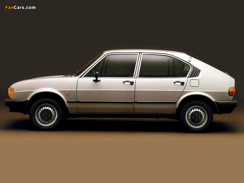 Alfa Romeo Alfasud 901 (1980–1983) images (800 x 600)