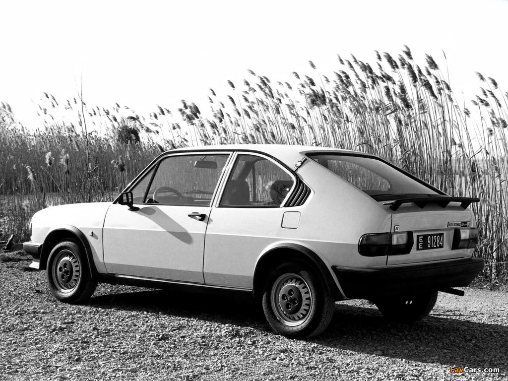 Alfa Romeo Alfasud Ti 901 (1980–1983) images (1024 x 768)