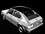 Alfa Romeo Alfasud Valentino 901 (1980) photos