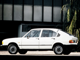Alfa Romeo Alfasud 901 (1980–1983) photos