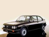 Alfa Romeo Alfasud Ti 901 (1980–1983) photos