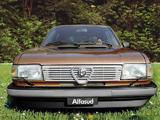 Alfa Romeo Alfasud Quadrifoglio Oro 901 (1982–1983) images