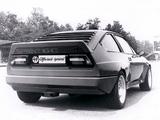 Alfa Romeo Alfasud Sprint 6C Prototype 1 902 (1982) images