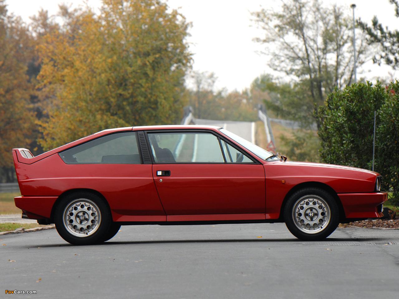 Alfa Romeo Alfasud Sprint 6C Prototype 2 902 (1982) images (1280 x 960)