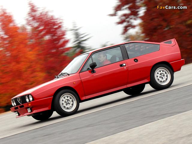 Alfa Romeo Alfasud Sprint 6C Prototype 2 902 (1982) images (640 x 480)