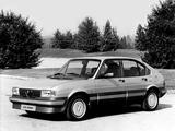 Alfa Romeo Alfasud SVAR Concept 901 (1982) photos