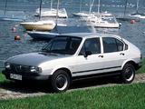 Alfa Romeo Alfasud Quadrifoglio Oro 901 (1982–1983) photos