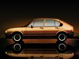 Alfa Romeo Alfasud Quadrifoglio Oro 901 (1982–1983) pictures