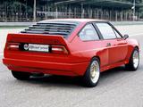Alfa Romeo Alfasud Sprint 6C Prototype 1 902 (1982) pictures