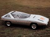 Alfa Romeo Alfasud Caimano Concept 901 (1971) images