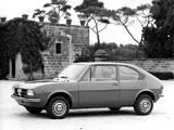 Alfa Romeo Alfasud 2-door Prototype 901 (1972) photos
