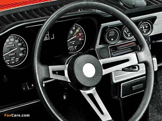 Alfa Romeo Alfasud ti 901 (1973–1978) images (640 x 480)