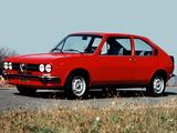 Alfa Romeo Alfasud ti 901 (1973–1978) photos