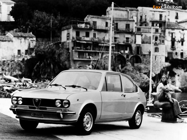 Alfa Romeo Alfasud ti 901 (1973–1978) wallpapers (640 x 480)