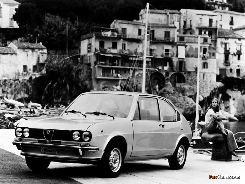 Alfa Romeo Alfasud ti 901 (1973–1978) wallpapers (800 x 600)