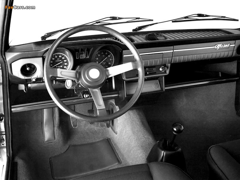 Alfa Romeo Alfasud L 901 (1974–1977) images (800 x 600)