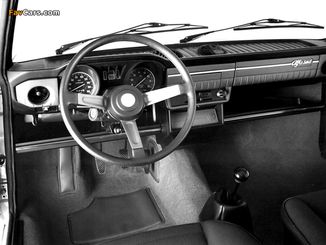 Alfa Romeo Alfasud L 901 (1974–1977) images (640 x 480)