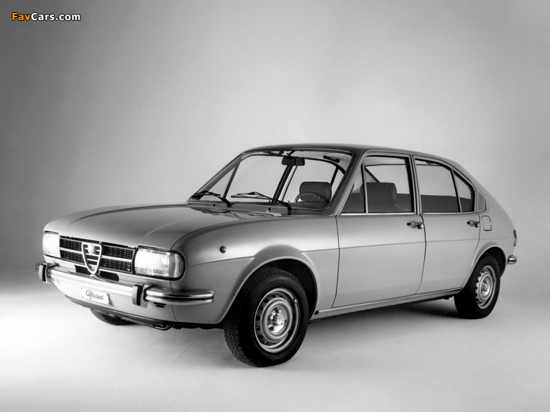 Alfa Romeo Alfasud L 901 (1974–1977) pictures (800 x 600)