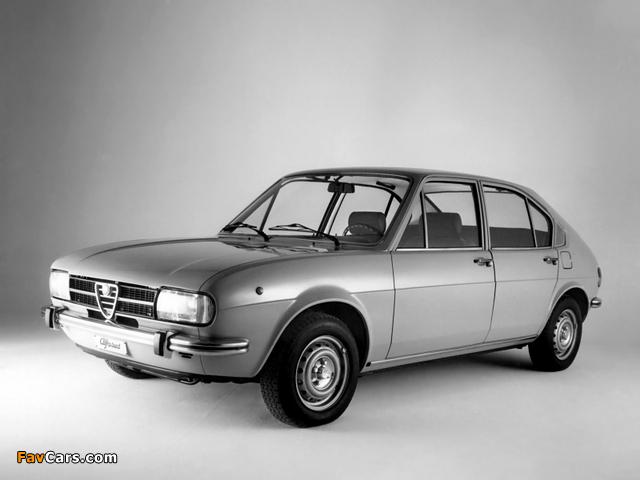 Alfa Romeo Alfasud L 901 (1974–1977) pictures (640 x 480)