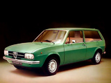 Images of Alfa Romeo Alfasud Giardinetta 904 (1975–1978)