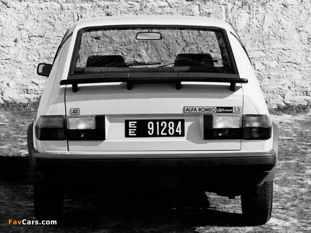 Images of Alfa Romeo Alfasud Ti 901 (1980–1983) (640 x 480)