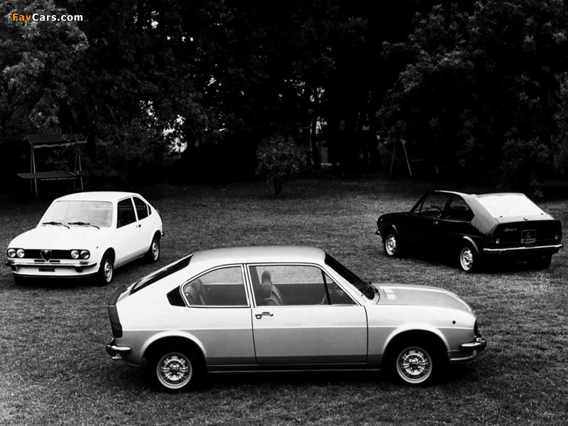 Images of Alfa Romeo Alfasud ti 901 (1973–1978) (800 x 600)