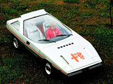 Photos of Alfa Romeo Alfasud Caimano Concept 901 (1971)