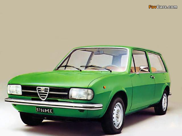 Photos of Alfa Romeo Alfasud Giardinetta 904 (1975–1978) (640 x 480)