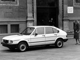 Pictures of Alfa Romeo Alfasud Junior 901 (1982)