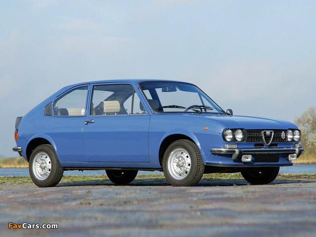 Pictures of Alfa Romeo Alfasud ti 901 (1973–1978) (640 x 480)