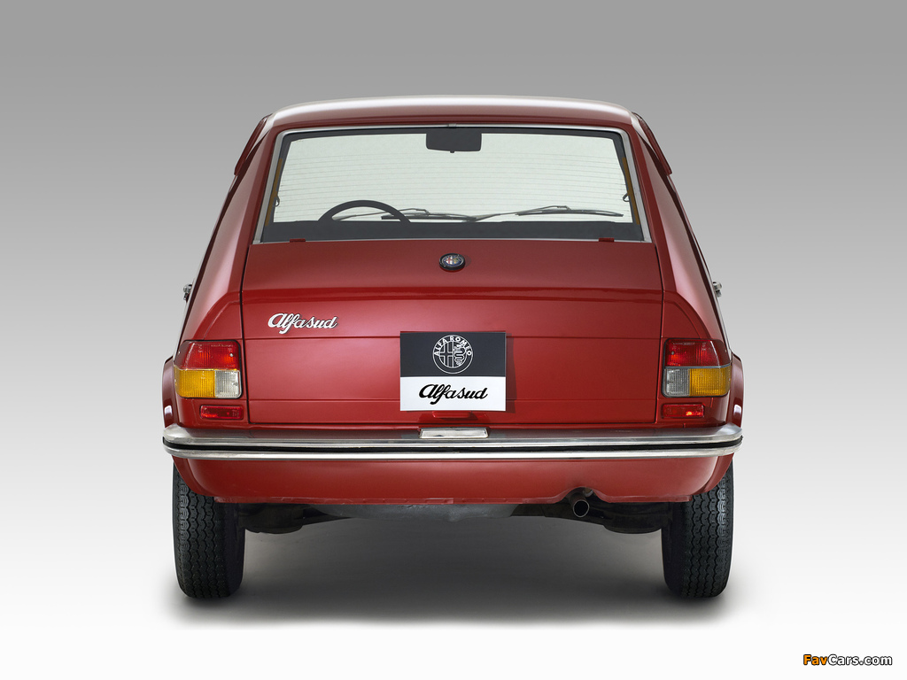 Alfa Romeo Alfasud 901 (1972–1977) wallpapers (1024 x 768)