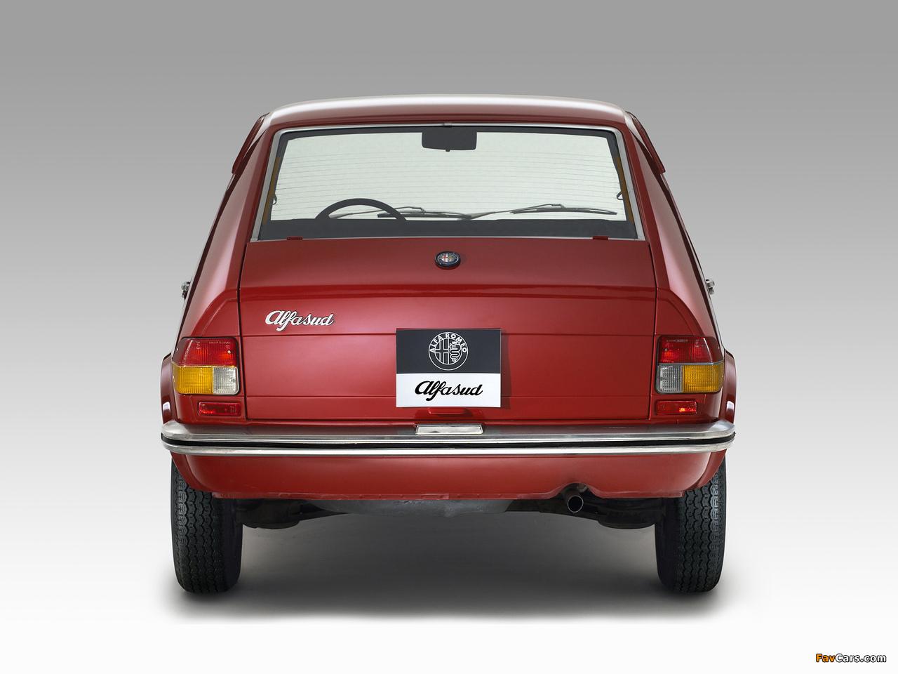 Alfa Romeo Alfasud 901 (1972–1977) wallpapers (1280 x 960)