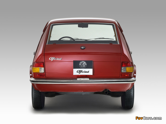 Alfa Romeo Alfasud 901 (1972–1977) wallpapers (640 x 480)