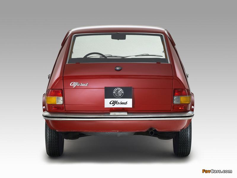 Alfa Romeo Alfasud 901 (1972–1977) wallpapers (800 x 600)