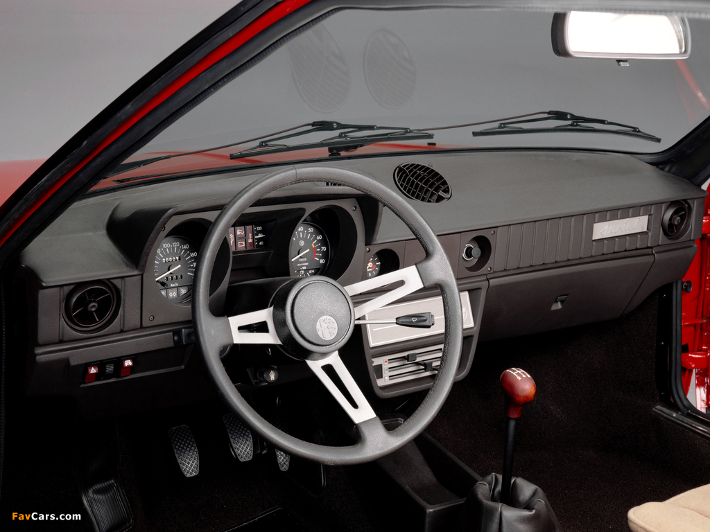 Alfa Romeo Alfasud Sprint Veloce 902 (1978–1983) wallpapers (1024 x 768)