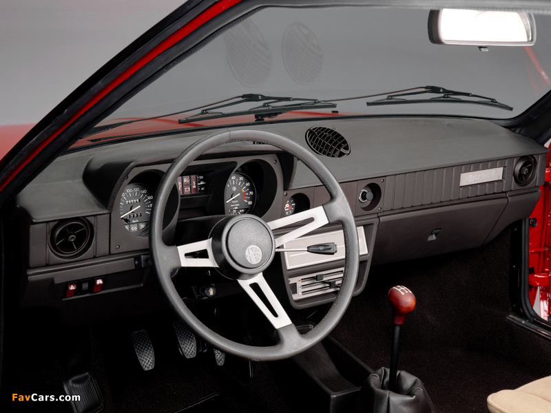 Alfa Romeo Alfasud Sprint Veloce 902 (1978–1983) wallpapers (800 x 600)