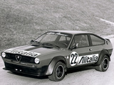 Alfa Romeo Alfasud Sprint Trofeo 902 (1982) wallpapers
