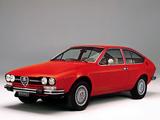 Alfa Romeo Alfetta GTV 2000 116 (1976–1980) photos