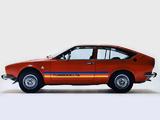 Alfa Romeo Alfetta GTV 2000 Turbodelta 116 (1979–1980) wallpapers
