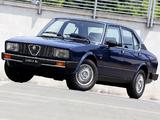 Alfa Romeo Alfetta 2.0i CEM 116 (1983) images