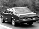 Alfa Romeo Alfetta 2.0i Quadrifoglio Oro 116 (1983–1984) photos