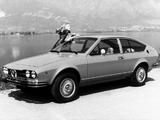 Alfa Romeo Alfetta GTV 2000 116 (1976–1980) images
