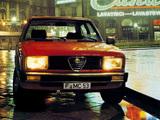 Photos of Alfa Romeo Alfetta 2000 L 116 (1978–1981)